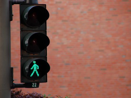 """""""Daj znak"""" - bezpieczeństwo pieszych przede wszystkim"""