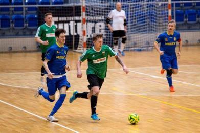Turniej Czterech Państw w futsalu