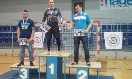 Tyski policjant wygrał zawody Pucharu Polski
