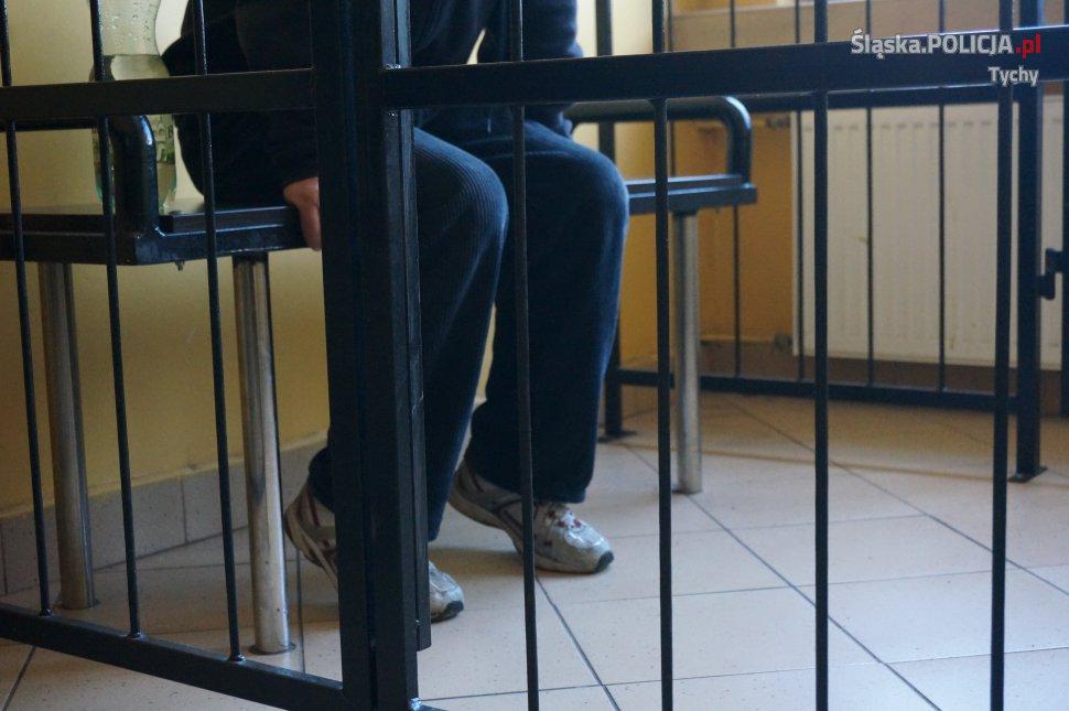 Zgłosił kolizję - trafił do aresztu