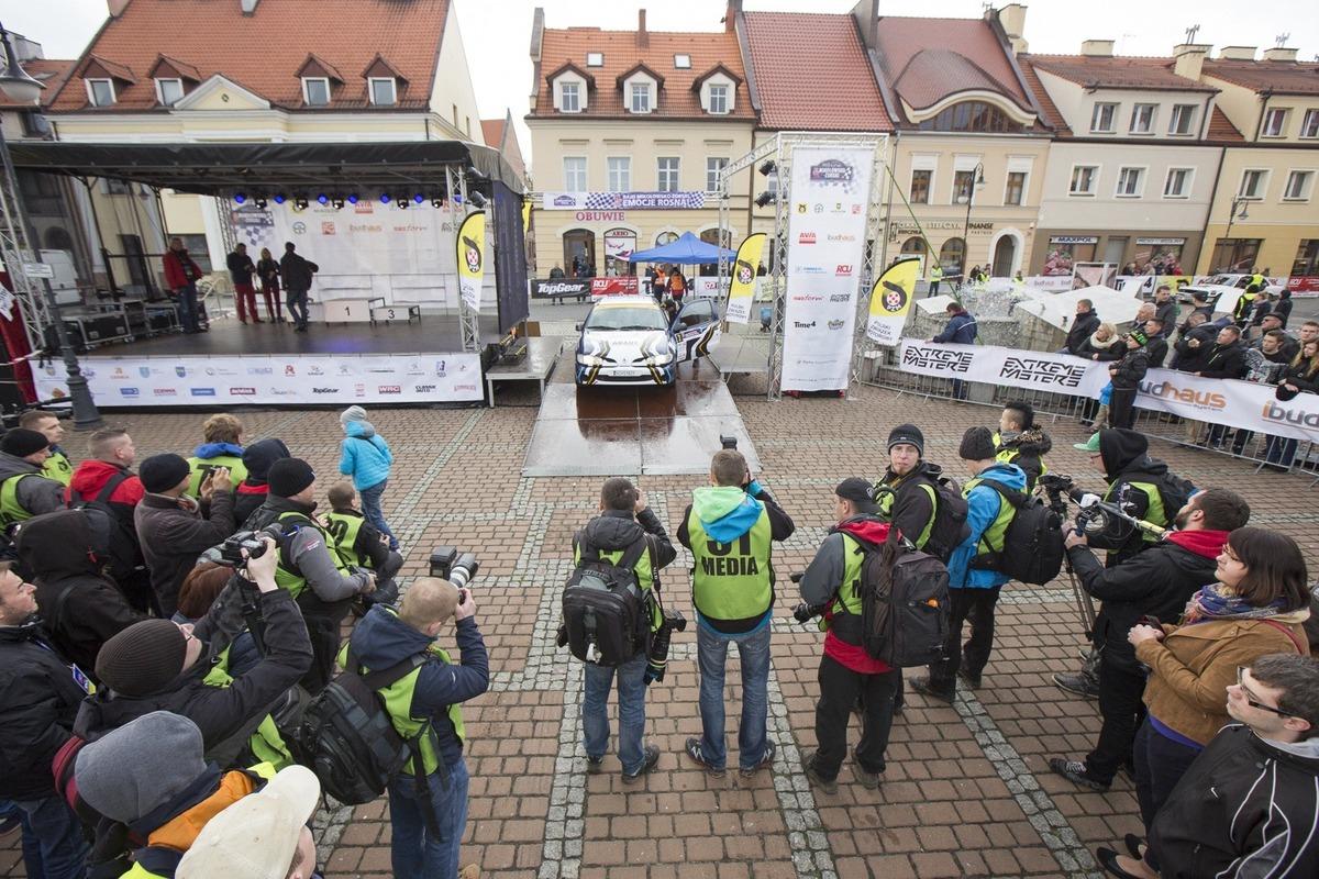 Rajd Śląska 2017: zupełnie nowa trasa