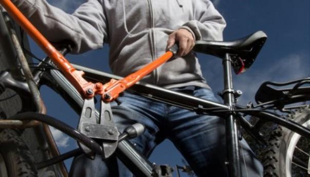 Zabezpiecz swój rower przed złodziejem!