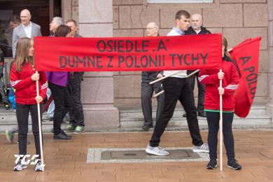 Wystawa o Polonii Tychy otwarta