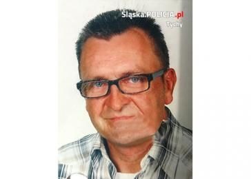 Policja szuka zaginionego Andrzeja Matuszczyk