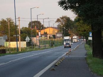 Wykonawca przebudowy ulicy Oświęcimskiej (DK-44) wybrany