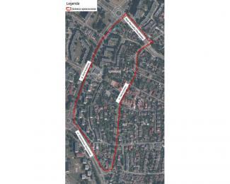 Konsultacje dot. ulic: Sikorskiego, Armii Krajowej, Al. Piłsudskiego, Beskidzkiej oraz rzeki Gostyni