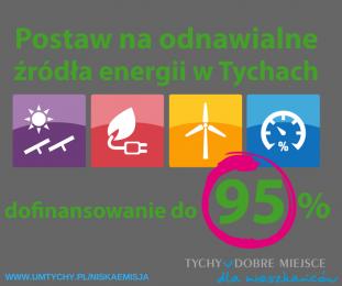 Postaw na odnawialne źródła energii