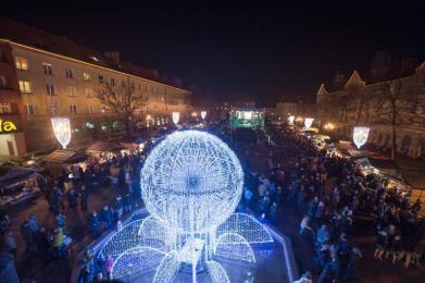 14 grudnia rusza IX Tyski Jarmark Bożonarodzeniowy