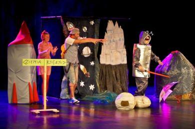 Babroszki lecą w kosmos - Teatr Trip