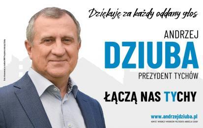 Są już nieoficjalne wyniki wyborów w Tychach