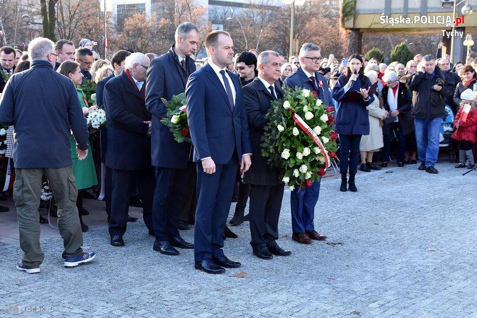 Tyskie obchody 100. rocznicy odzyskania przez Polskę Niepodległości