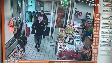 Kradzież w sklepie na ulicy Wejchertów - mężczyzna poszukiwany przez policję