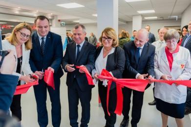 W Wojewódzkim Szpitalu Specjalistycznym Megrez otwarto Zakład Diagnostyki Obrazowej