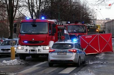 10-latek potrącony przez trolejbus w Tychach