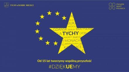 15-lecie wstąpienia Polski do Unii Europejskiej - sprawdź, co będzie się działo