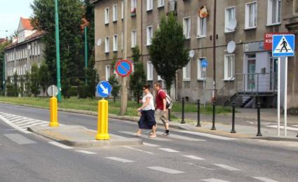 Nowe azyle dla bezpieczeństwa pieszych