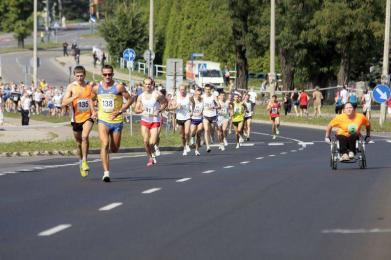VII Tyski Półmaraton z rekordową liczbą biegaczy!