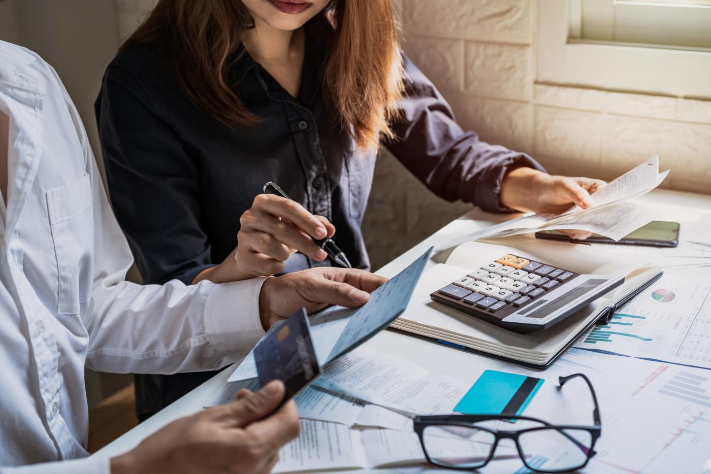 Zakładanie firmy a konto w banku