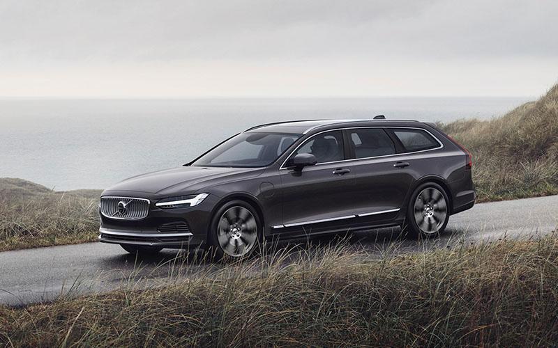 Volvo jako samochód marki premium