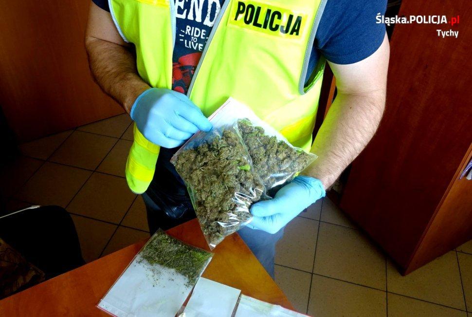 Areszt dla mężczyzn związanych z przestępczością narkotykową