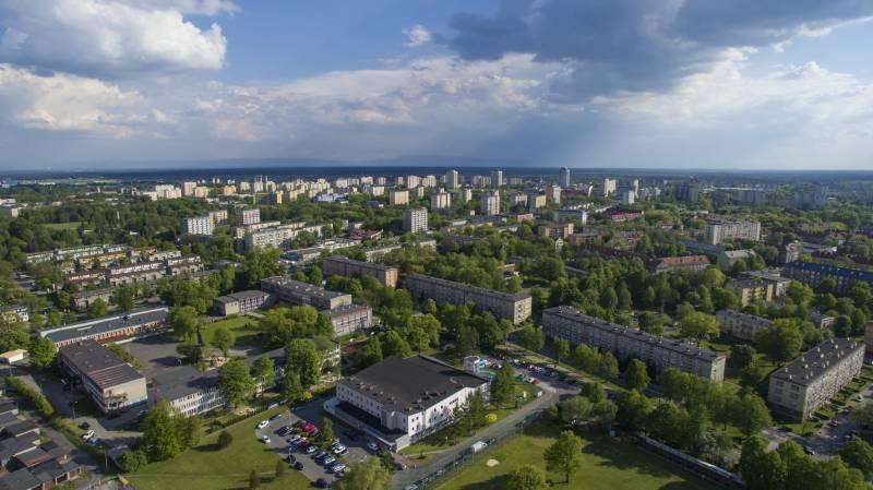 Zakończenie prac związanych z modernizacją ewidencji gruntów i budynków na terenie miasta