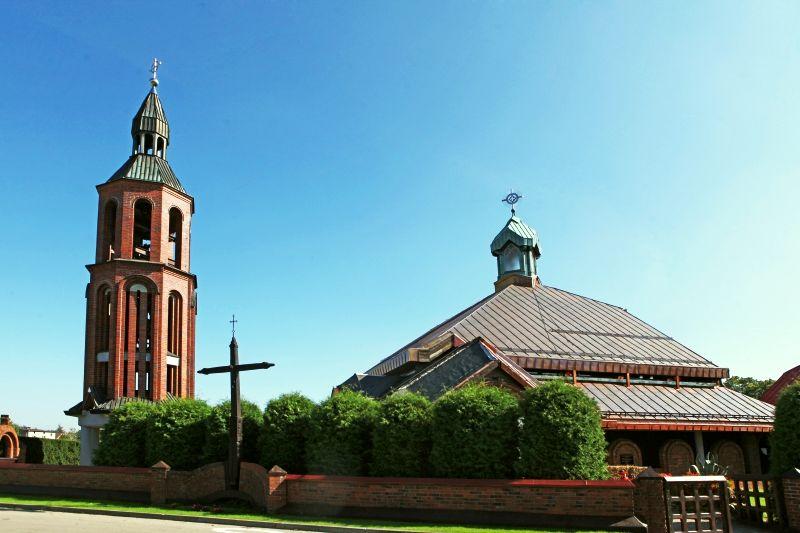 Wilkowyje - Kościół pw. Matki Bożej Królowej Aniołów