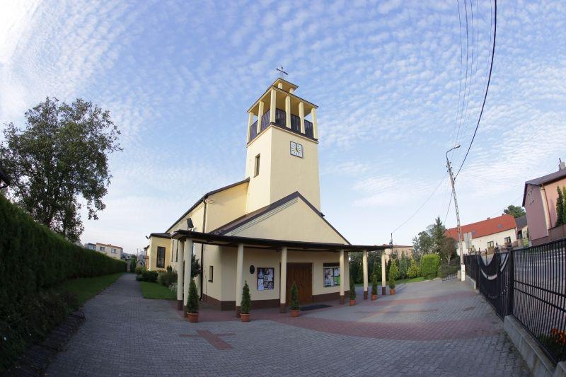 Cielmice - Kościół pw. Narodzenia św. Jana Chrzciciela