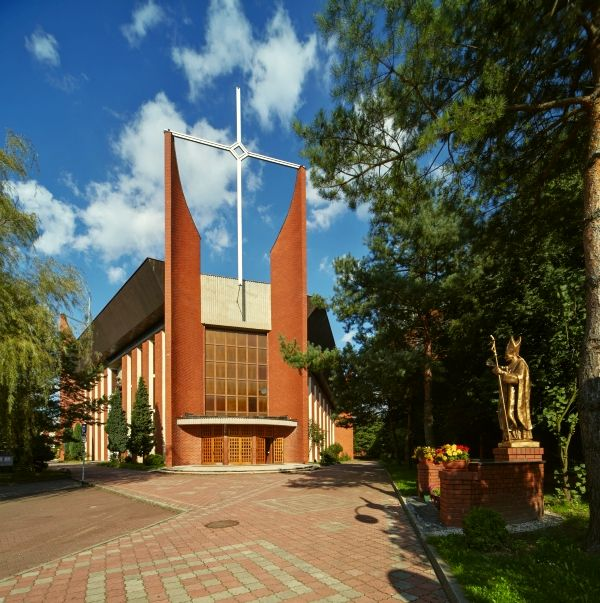Parafia Śródmieście - Kościół pw. św. Krzysztofa