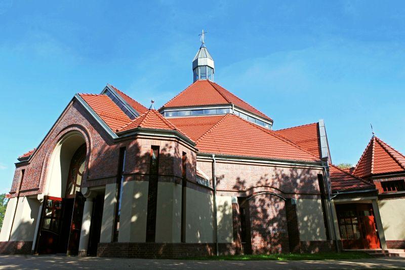 Śródmieście - Kościół pw. Miłosierdzia Bożego