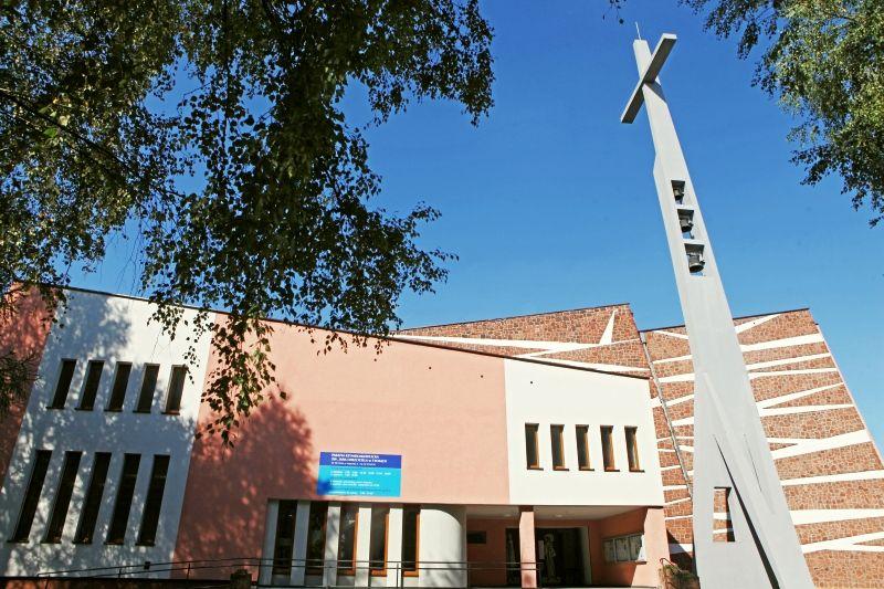 Parafia Śródmieście - Kościół pw. św. Jana Chrzciciela