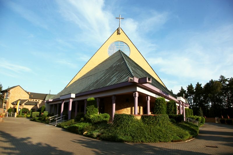 Parafia Śródmieście - Kościół pw. św. Maksymiliana Marii Kolbe